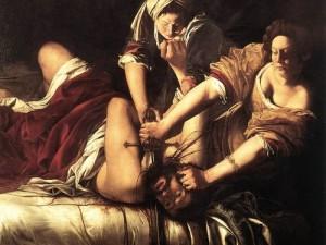 Judith und Holofernes von Artemisia Gentileschi