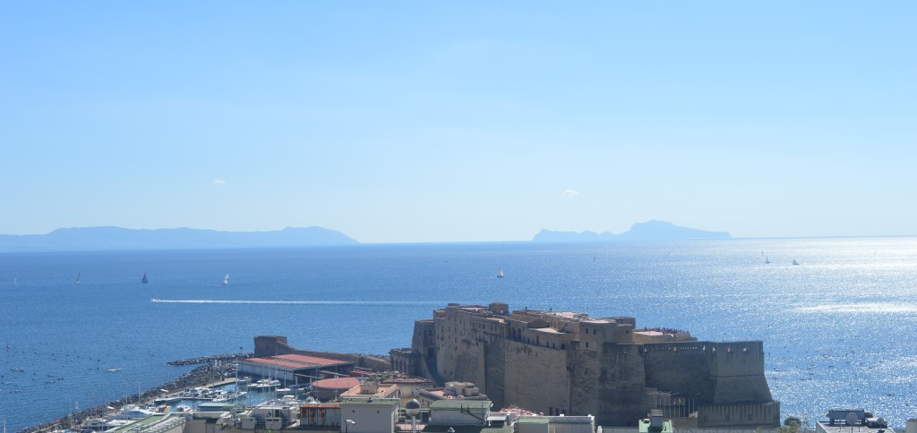 Castel dell'ovo in Neapel