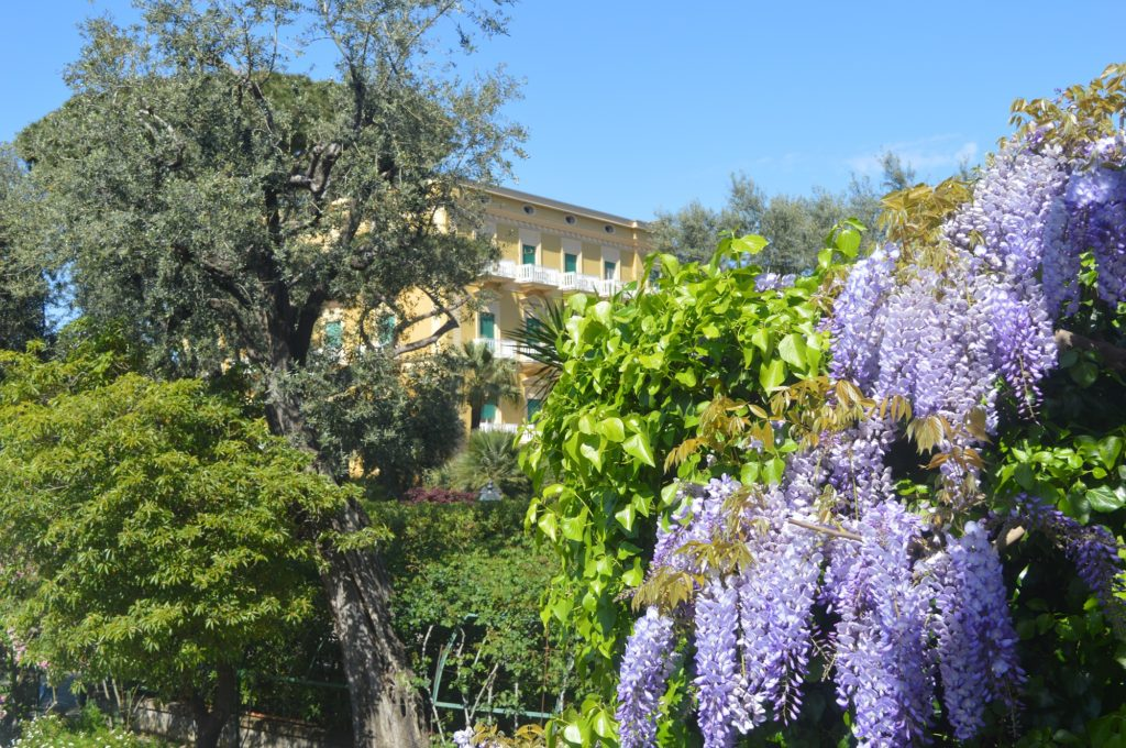 Garten in Sorrento