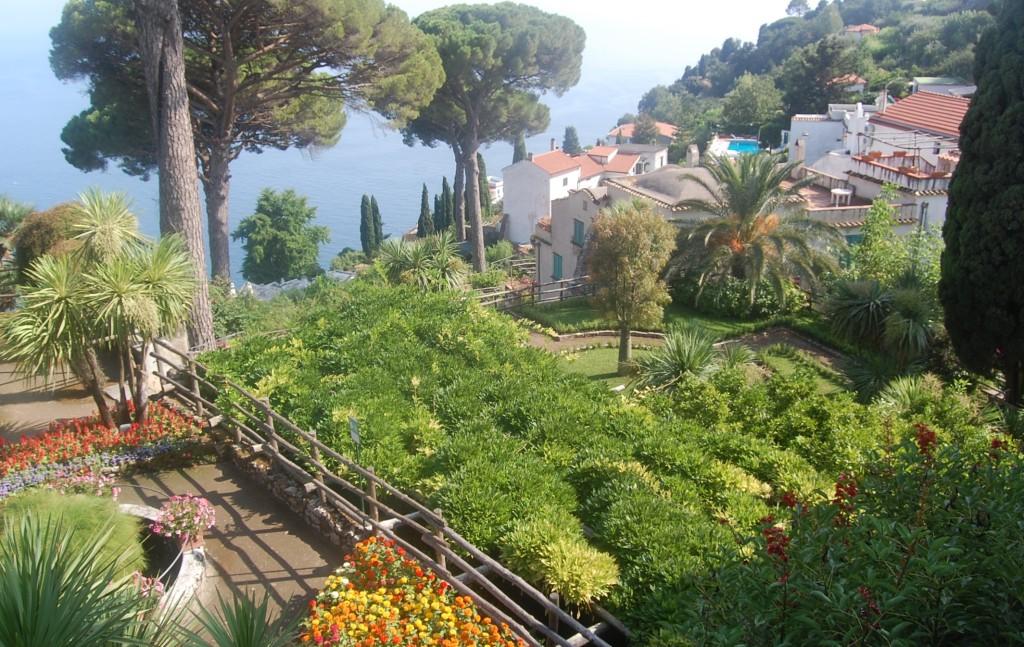 Garten in Ravello